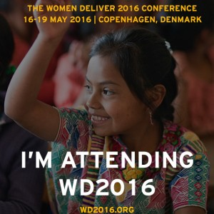Read more about: Women Deliver's 4th Global Conference takes place 16-19 May 2016