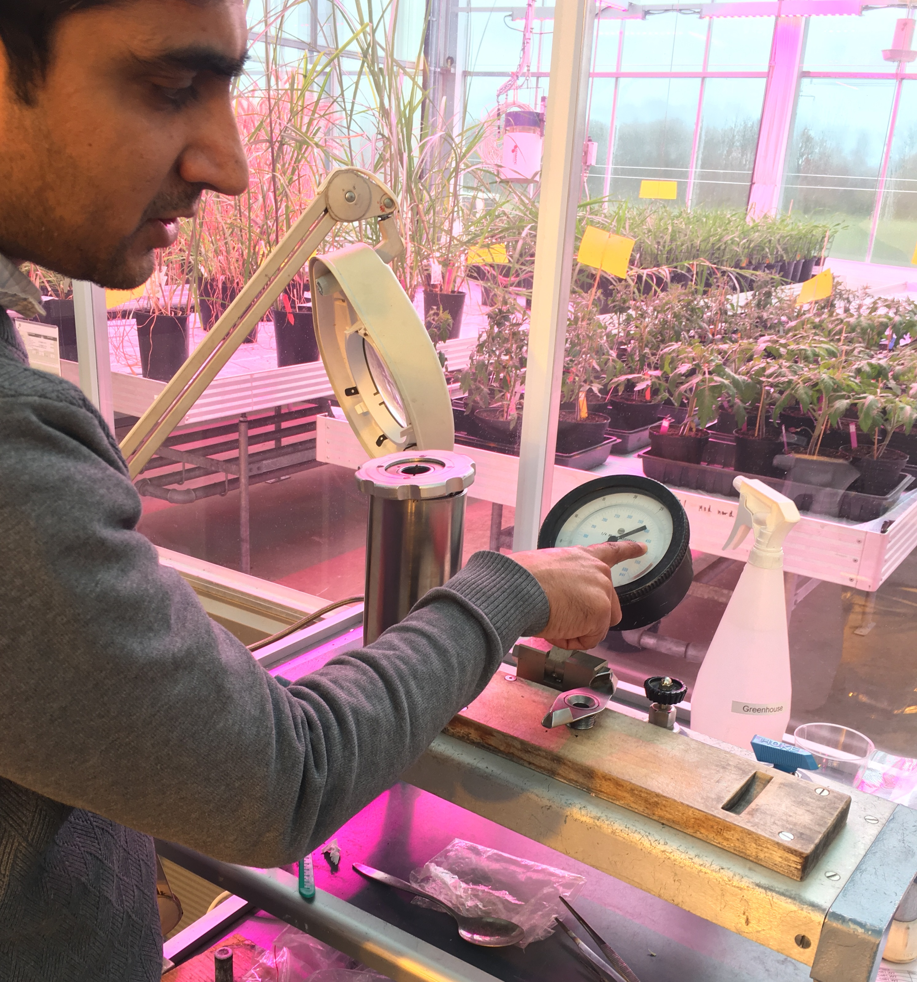 /admin/science-sites/projekter/development/development-news/news/pictures/Sajid_Shokat_shows_the_measuring_instruments_used_in_his_experiments.jpg